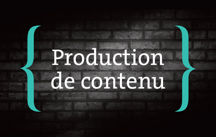 production-de-contenu