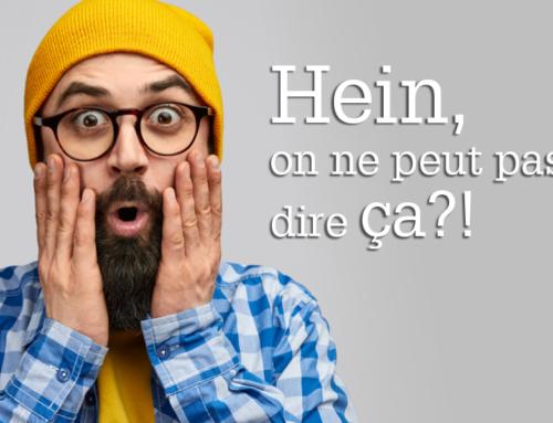5 usages critiqués en français — et qui ne sont pas des anglicismes!